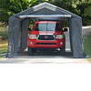 King Canopy™Atlas™ 3.7 m x 8.2 m (12 ft. x 27 ft.) Car Shelter