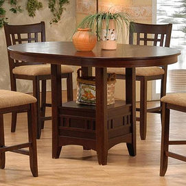 39 Empire II 39 Counter Height Dining Table Sears Canada Toronto