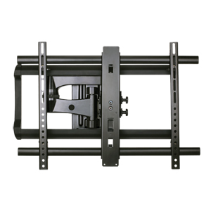 sanus 37 56 full motion flat panel tv wall mount vlf220 b3 black best buy toronto. Black Bedroom Furniture Sets. Home Design Ideas