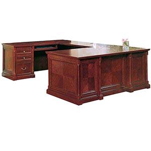Yorkville Executive U shape Desk Costco Toronto