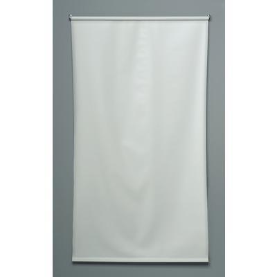 levolor fibreglass roller shade 37 in x 66 in white