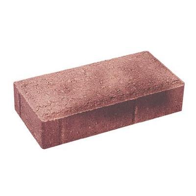 Decor Precast Range Red Cobble Lite Paving Stone Home