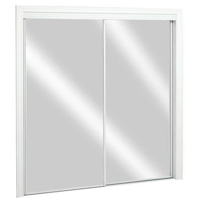 framed top roll sliding mirror door home depot canada toronto