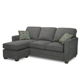 Simmons 39 stirling 39 queen sofa bed with chaise sears for Chaise furniture toronto