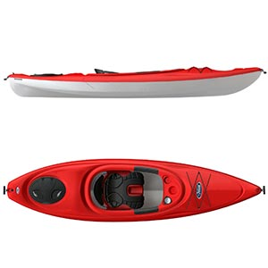 PelicanTM Quest 100 Sit In Kayak