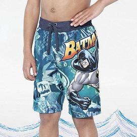 Batman boys 39 licensed print swim shorts sears canada for Banded bottom shirts canada