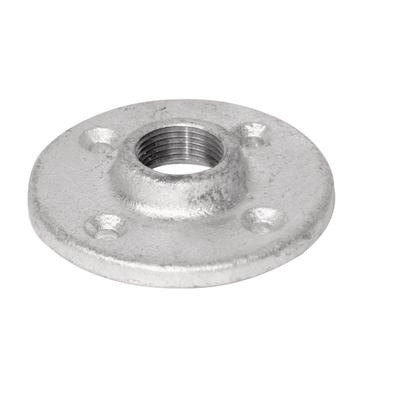 Aquadynamic fitting galvanized iron floor flange 1 inch for 1 5 inch floor flange