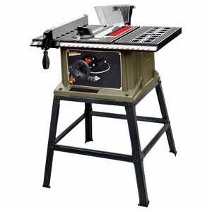 Rockwell 10 13 amp table saw with stand home hardware for 99 table saw