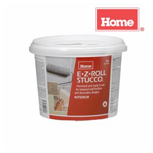 Home 4l E Z Roll Interior Stucco Texture Home Hardware