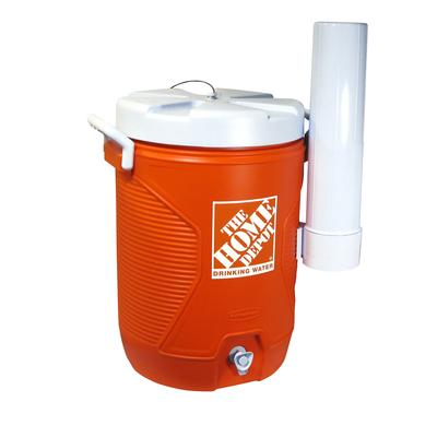 Rubbermaid water cooler with home depot logo 5 gallon home depot canada toronto - Home depot water container ...