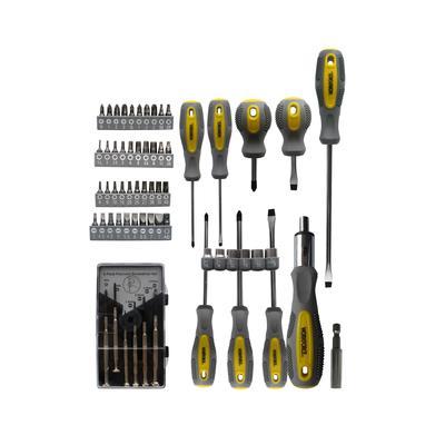 workforce 62 pieces screwdriver set home depot canada toronto. Black Bedroom Furniture Sets. Home Design Ideas