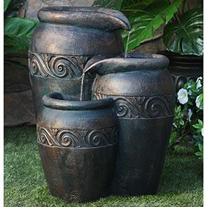 Three Tier Urn Garden Fountain Costco Toronto
