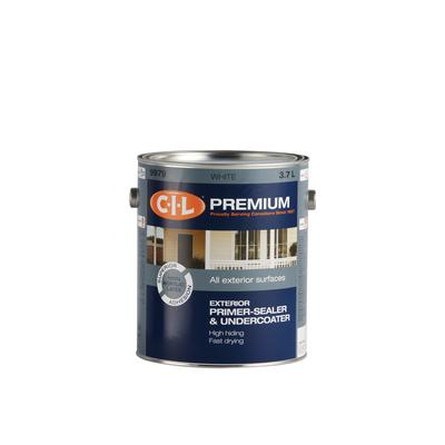 Cil Premium Cil Premium Exterior Primer Sealer Undercoater Gallon Home Depot Canada Toronto