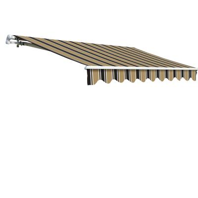 everite motorized retractable awning 12 feet x 8 feet