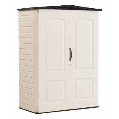 Rubbermaid Small Vertical Storage Shed 52 Cu. Feet - Home Depot Canada