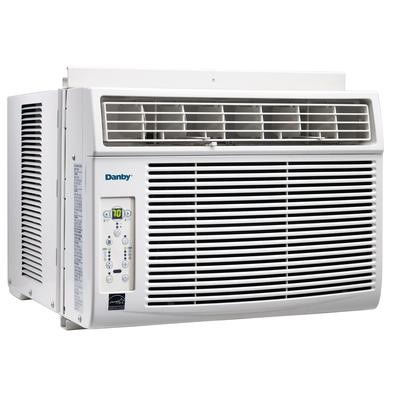 Danby 6000 btu window air conditioner home depot canada for 14 wide window air conditioner
