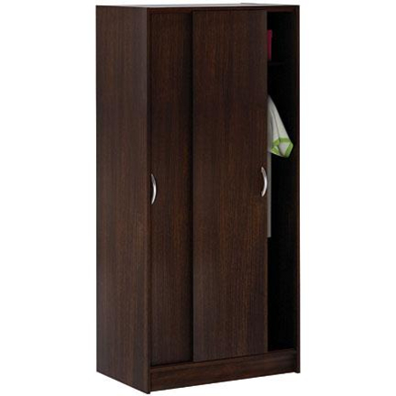 Bedroom Storage Wardrobe With 2 Sliding Doors Sears Canada Toronto