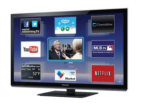 Viera 50 quot 1080p 600hz 3d plasma smart tv 50ut50 best buy toronto