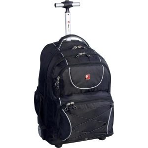 Swiss gear 15 6 rolling computer backpack swa0961