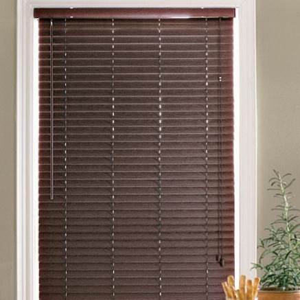 Whole home md faux wood blinds sears canada toronto for 18 inch window blinds