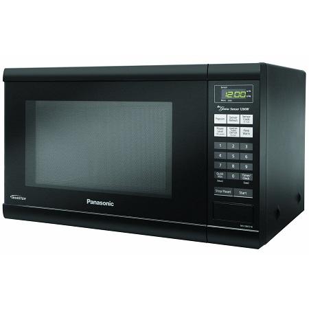 Panasonic Nn Sn651b 1 2 Cu Ft 1200w Microwave Oven