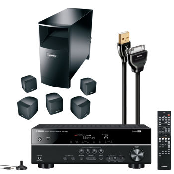 bose acoustimass series 6 iii 5 1 home theatre system costco toronto. Black Bedroom Furniture Sets. Home Design Ideas