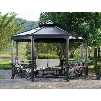 royal hardtop gazebo 2