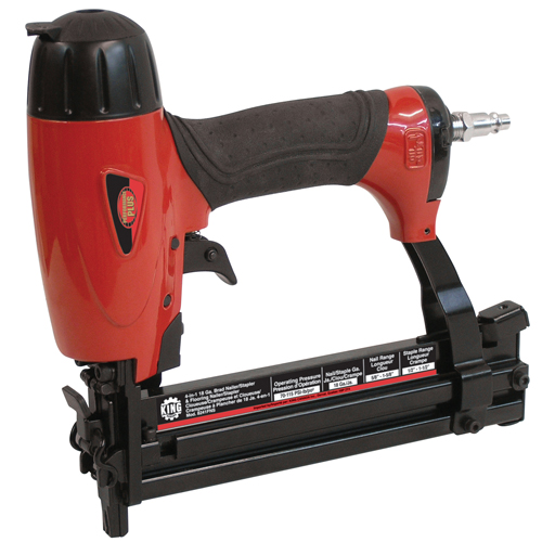 Performance plus 4 in 1 18 gauge brad and flooring nailer for 18 gauge hardwood floor nailer