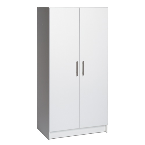 Prepac elite 32 storage cabinet wes 3264 white best buy toronto - Armoire design blanche ...