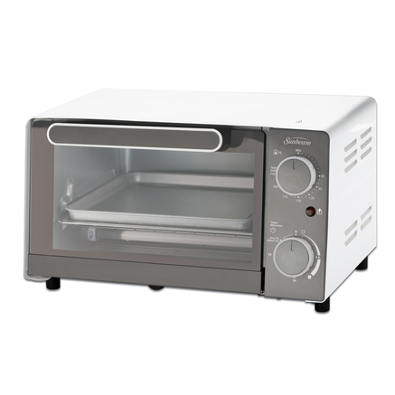 Sunbeam 4 Slice Toaster Oven White Sears Canada Toronto