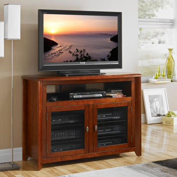 cardiff brown 50 in television stand costco toronto. Black Bedroom Furniture Sets. Home Design Ideas