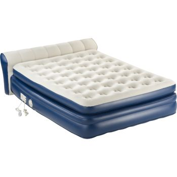 Coleman 174 Aerobed 174 Premier Air Bed With Headboard Costco