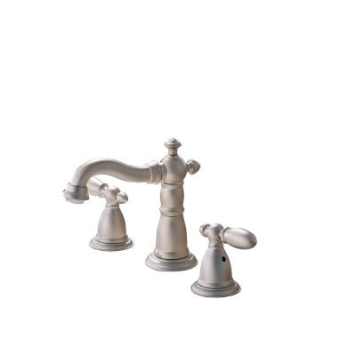 Bathroom Faucets 4 Inch Centerset : Moen 4 Inch Centerset 1-Handle Bathroom Faucet in Chrome with Grid ...