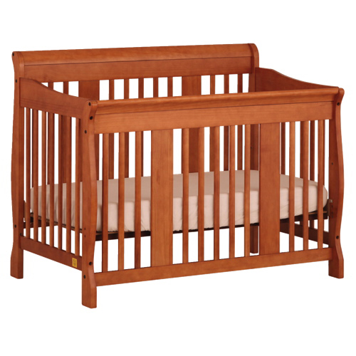 Stork craft tuscany 4 in 1 stages crib 04588 49c for Best value baby crib