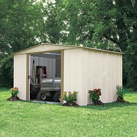 how to build a 10x10 shed foundation