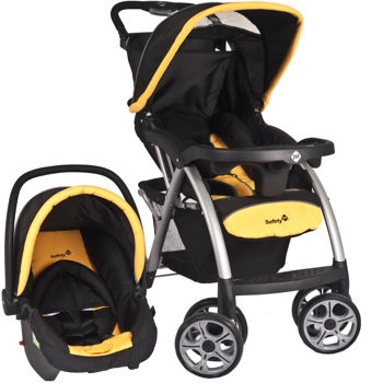 saunter travel system ferrari yellow costco toronto. Black Bedroom Furniture Sets. Home Design Ideas