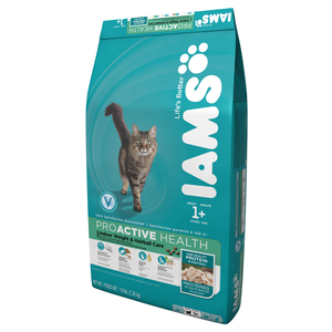 Iams Proactive Health Indoor Weight Hairball Care Adult