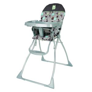 cosco flat fold portable highchair hoot walmart toronto. Black Bedroom Furniture Sets. Home Design Ideas