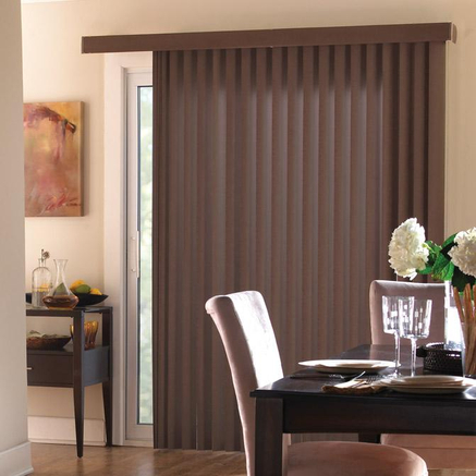 Chamberie Damask Look Pvc Vertical Blinds Sears Canada