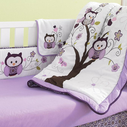 Image Result For Owl Nursery Bedding