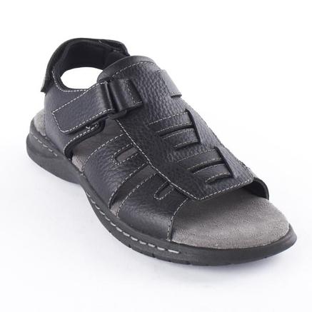 Arnold Palmer Men S Doug Open Toe Leather Sandal