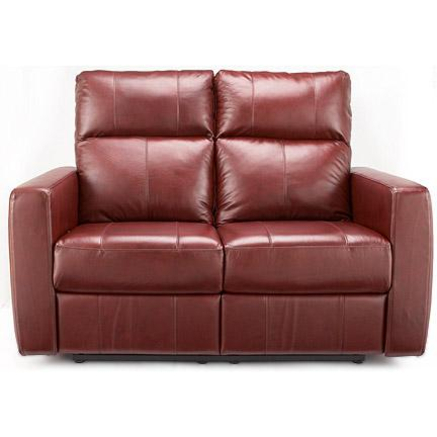 El Ran 39 Salterna 39 Leather Reclining Loveseat Sears Canada Toronto