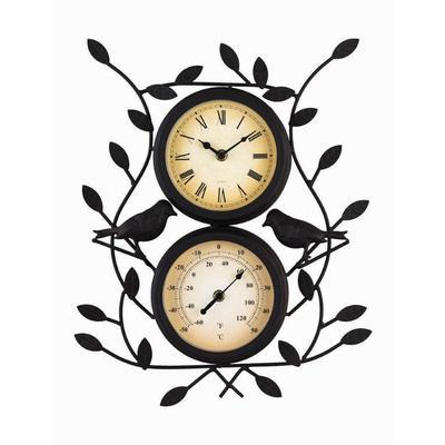 ergo garden indoor outdoor clock home depot canada