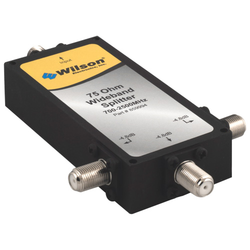 Best Cable Splitters : Wilson electronics three way cable splitter