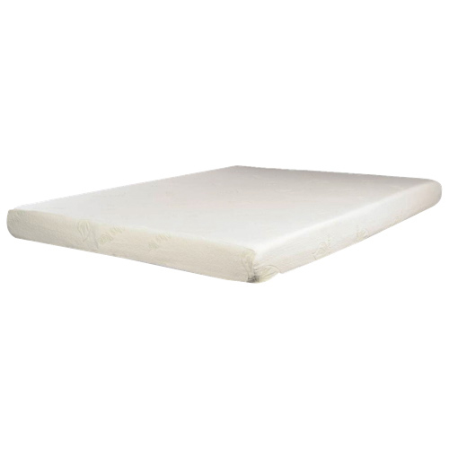 Jusama 6 queen memory foam mattress 6mfq white best buy toronto Where to buy mattress foam