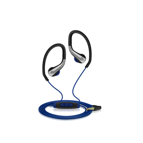 Earbuds tshirt clip - Sony WH-CH400 - headphones with mic Overview