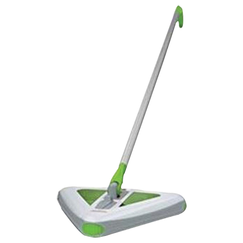 Sunbeam cordless rechargeable triangular sweeper 27491 for Gardening tools toronto
