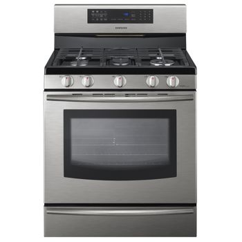 Samsung 174 30 In 5 Burner Natural Gas Range Costco Toronto